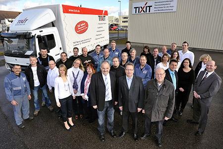 Tixit Team